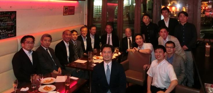 平成29年度内科合同懇親会写真2